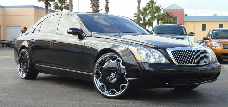 mercedes benz maybach for sale
