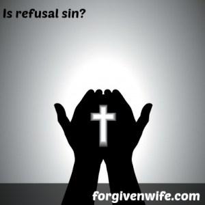 refusal_sin
