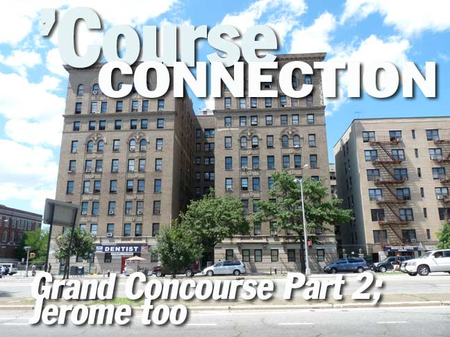 GRAND CONCOURSE PART 2 - Forgotten New York