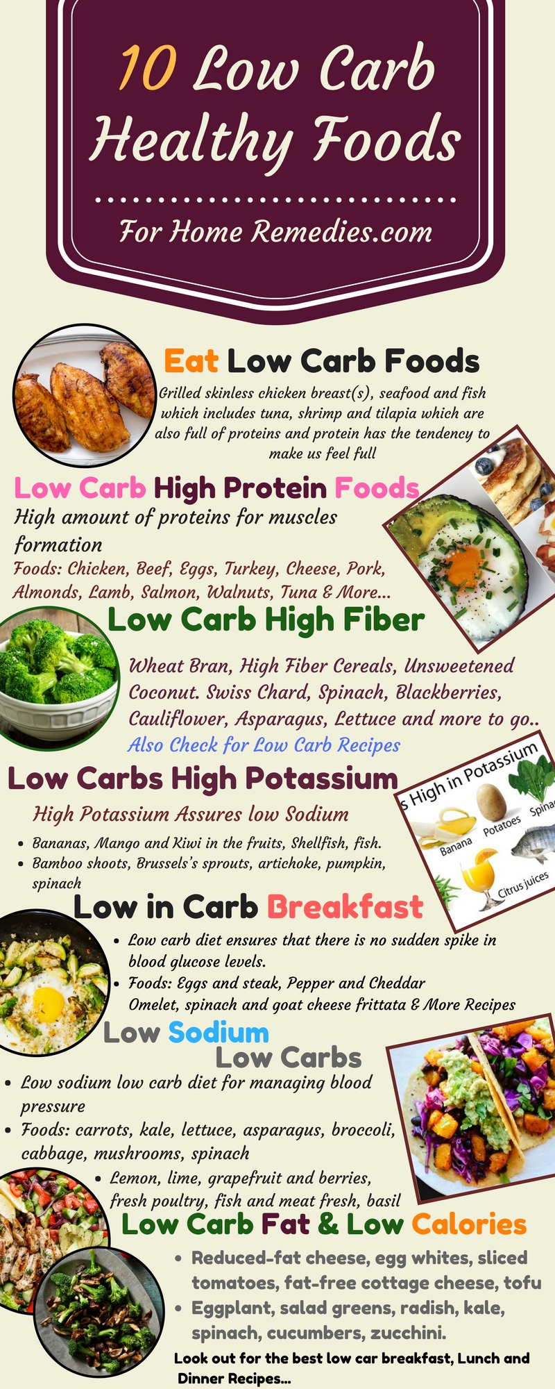 High protein low carb low fat diet foods ltt take home message low carb healthy foods and recipes forumfinder Images