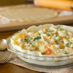 Delicious Dinner Recipes – Homemade Chicken Pot Pie