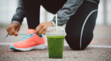 Green Drink Recipes Healthy Kale Smoothie for Energy and Healthy Start