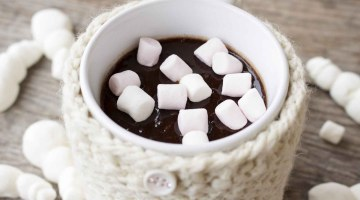 Homemade Hot Chocolate Recipe Try This Delicious Hot Cocoa Mix and Use To Make Homemade Gifts