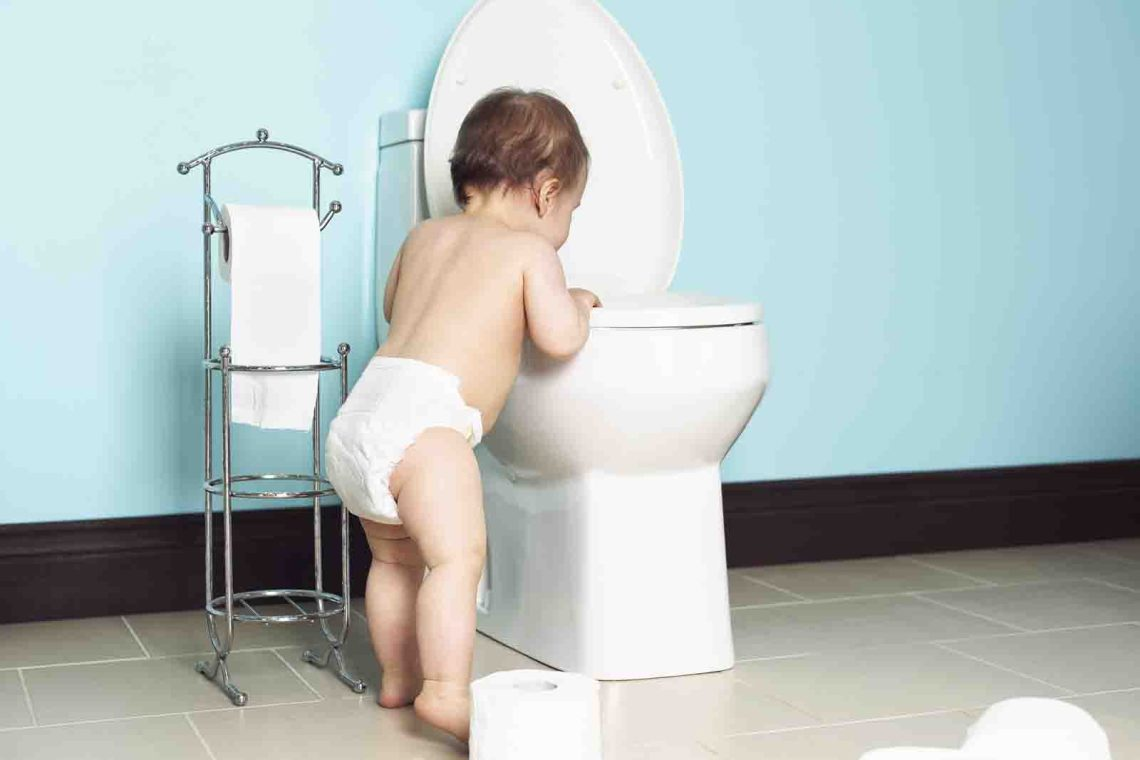 Tips for Potty Training Boys Advice on When to Start Potty Training and How to Toilet Train