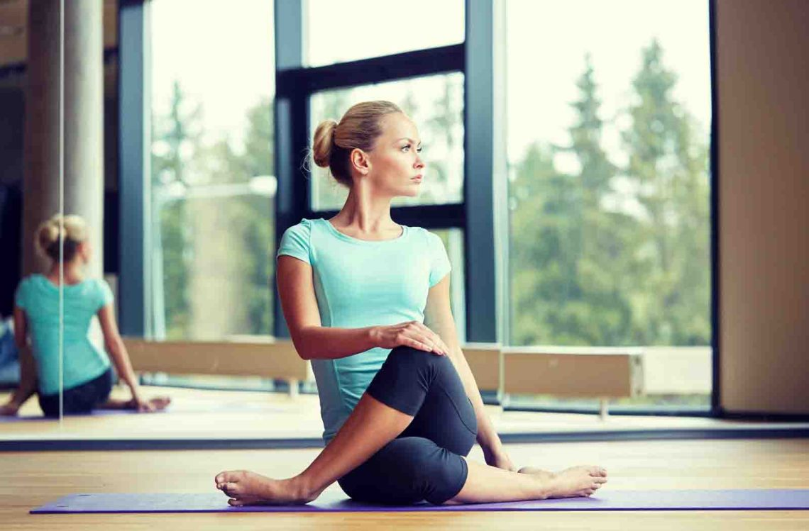 A Yoga Routine Will Change Your Life and How Practicing Yoga Moves Helps you Be A Better Person