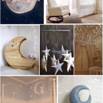 Baby Room – Moon and Stars Nursery Design Inspiration