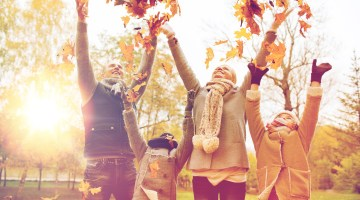 Fall Family Photo Ideas forkidsandmoms.com