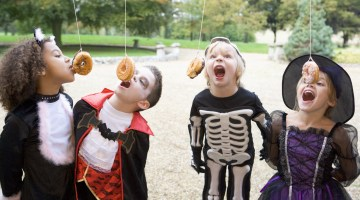 Halloween Games for Kids Activities and Fun Things to Do via frostedevents.com @frostedevents