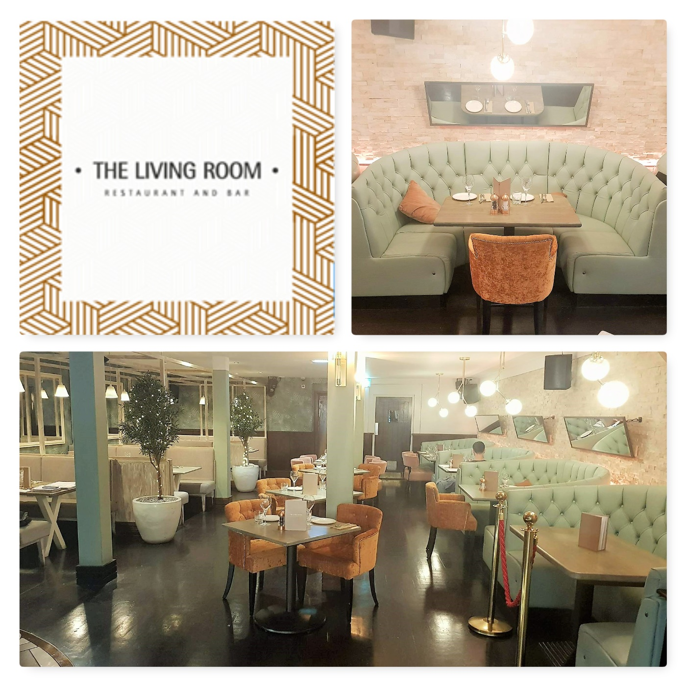 The Living Room Restaurant The Living Room Restaurant And Bar Manchester Review
