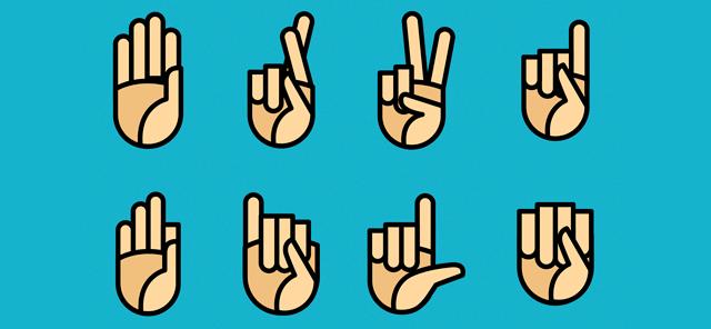 Curso Lenguaje de Signos Gratis, 17 subvencionados y manual en pdf