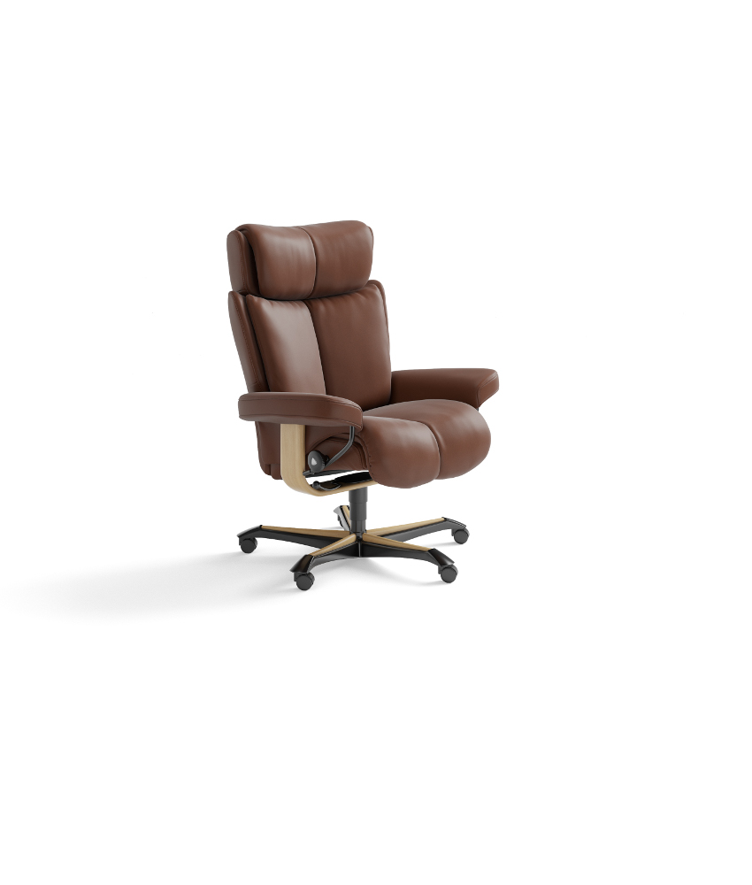 Stresless Ekornes Stressless Magic Office Chair