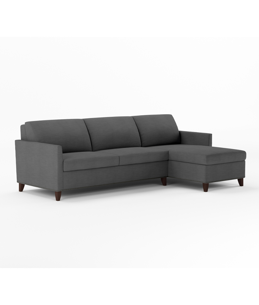 Sleeper Sofa Quick Delivery American Leather Harris Comfort Sleeper