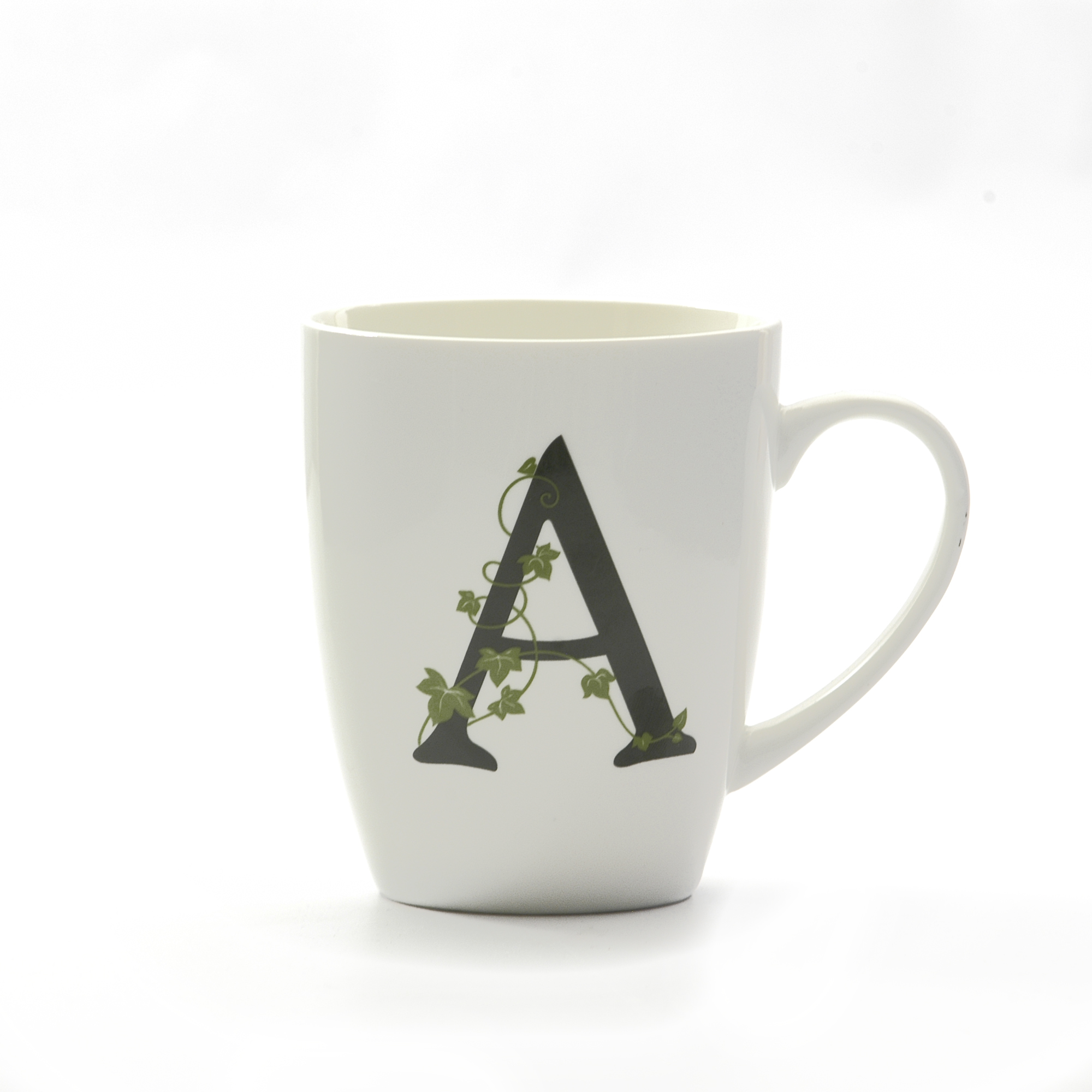 Kitchen Gadget 6 Letters Formahouse Dining Tea And Coffee Mug Letter A