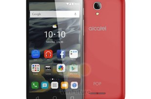 Alcatel One Touch Pop 4 Format Atma