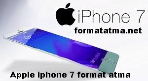 Apple iphone 7 format atma