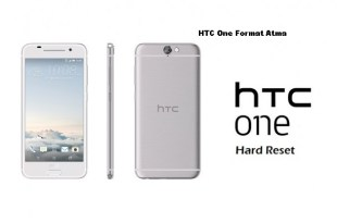 HTC One Format Atma