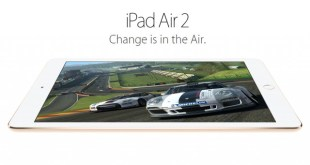 iPad Air 2 format atma