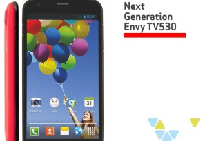 NG Envy TV530 Format Atma