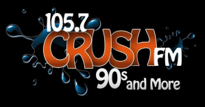 105.7 Crush CrushFM FM Terry O'Donnell