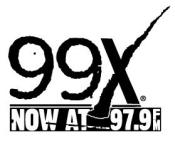 99X 97.9 WWWQ HD2 WNNX Atlanta Cumulus Axel 99.1