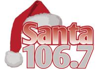 Santa 106.7 KPWT San Antonio