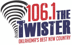 New Country 106.1 The Twister KTGX Tulsa