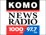 KOMO News 1000 97.7 KOMO-FM Seattle