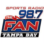 98.7 The Fan WHFS-FM Holmes Beach Tampa St. Petersburg Bubba Love Sponge Christmas Music