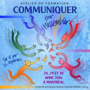 Atelier de formation «Communiquer pour rassembler»