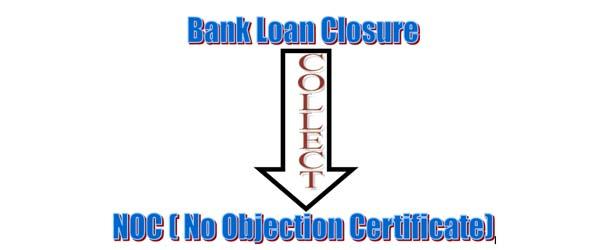 Loan Account closure certificate