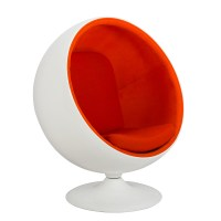 Ball chair Rental | Eero Aarnio | Furniture Rental | FormDecor