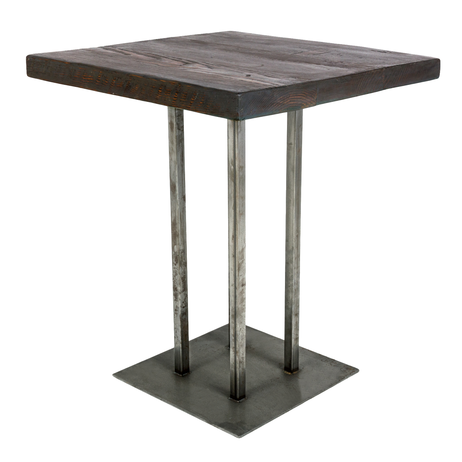 Cafe Table Rustic Cafe Table Rentals Event Furniture Rental