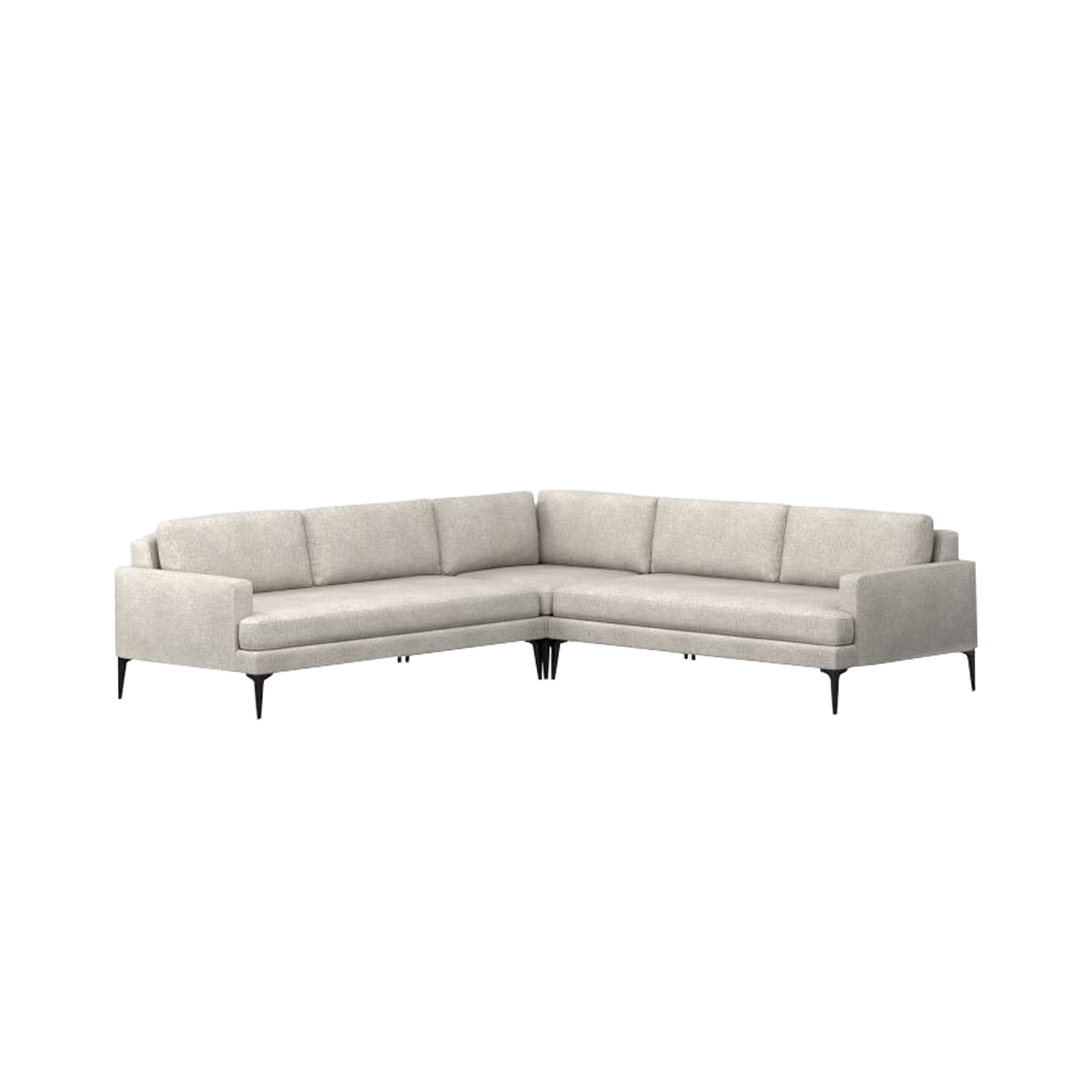 Couch L Form Andes L Shaped Sectional Event Trade Show Furniture Rental
