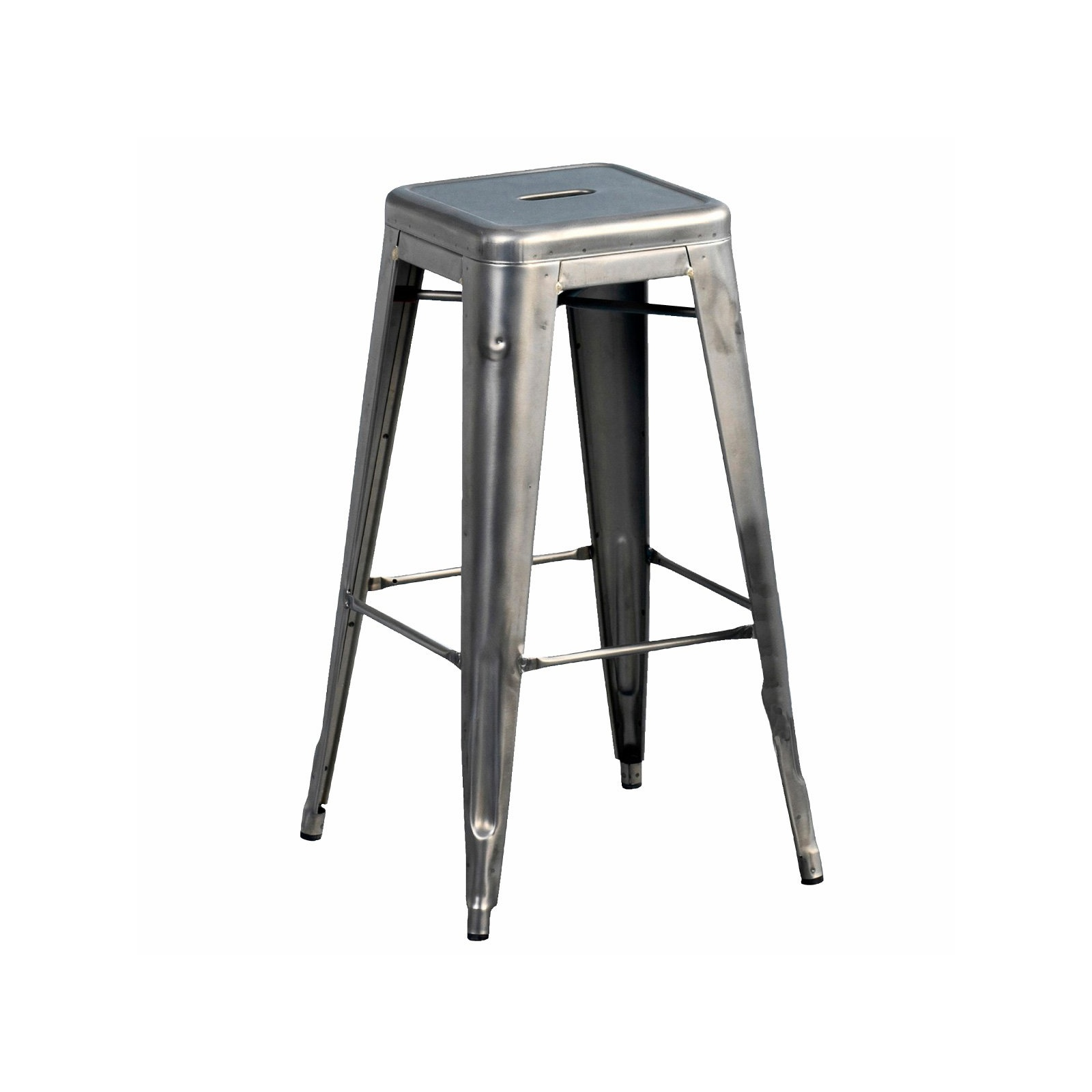 Tabouret Bar Tolix Tabouret Bar Stool Natural Event Trade Show Furniture Rental