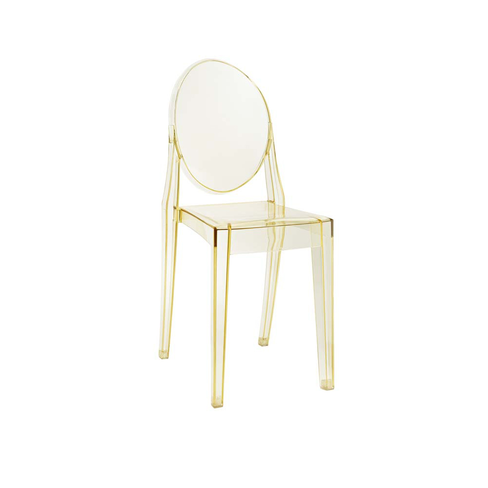 Victoria Ghost | Kartell Chair Victoria Ghost White Coloured ...