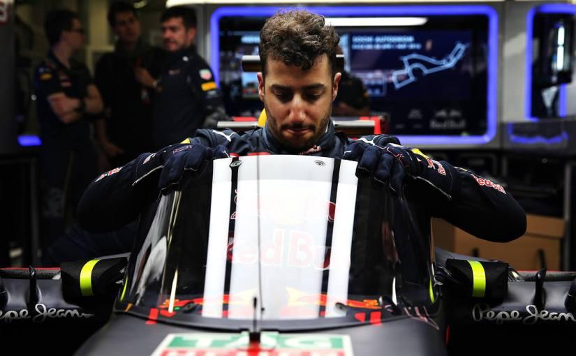 "Red Bull testar ""Aeroscreen"" i Socchi (så ser den ut)"