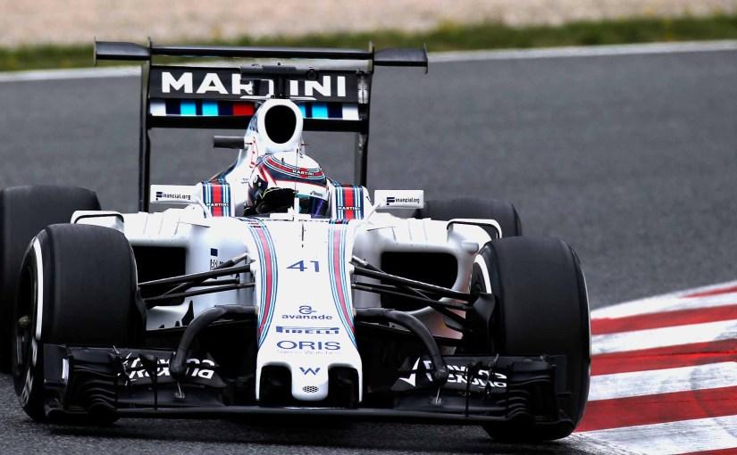 Resultat från F1-tester i Barcelona (dag 9)