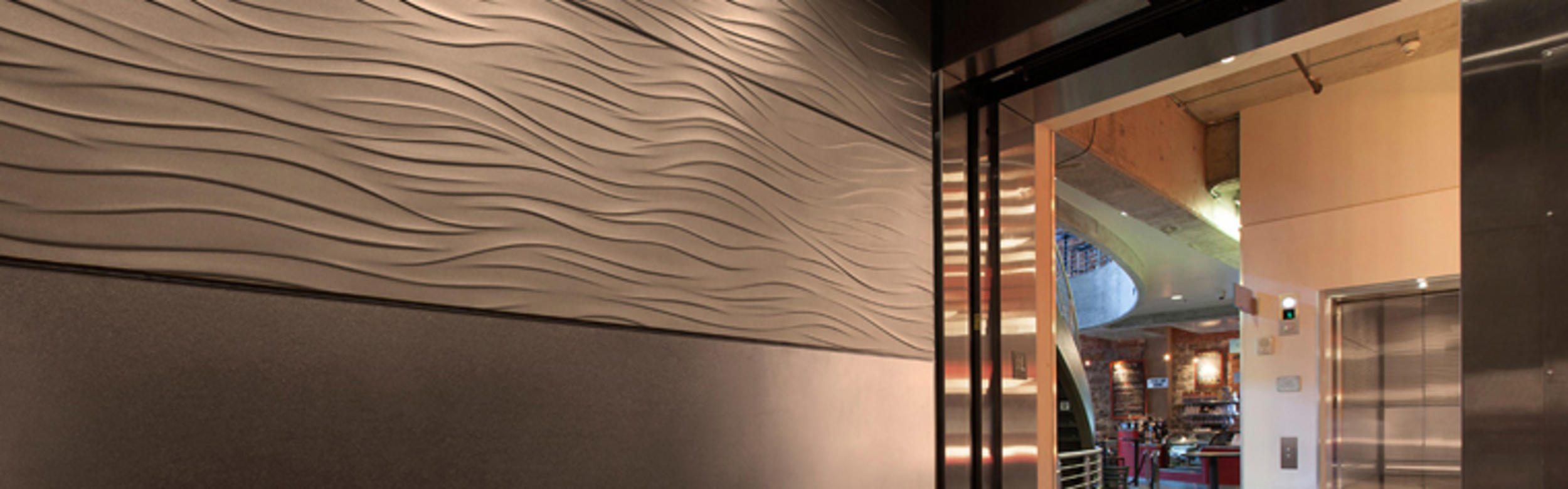 Mdc Modern Decoration Elevator Interiors Forms 43surfaces