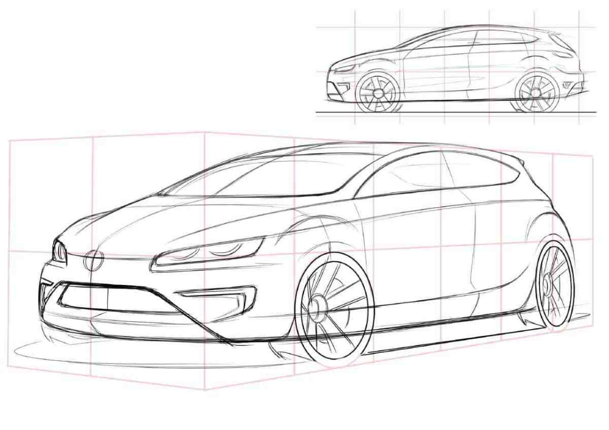 Car Design Academy Launches First Online Auto Design Course