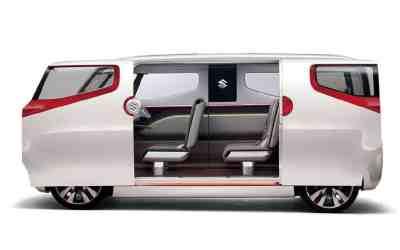 Suzuki Air Triser concept (2015)