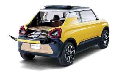 Suzuki Mighty Deck concept (2015)