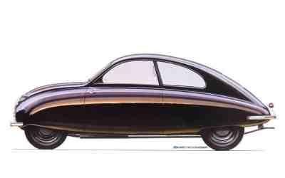 UrSaab prototype (1947)