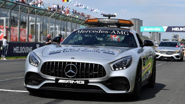 Safety Car Australian Grand Prix Gallery The Best Images From Sunday In Australia