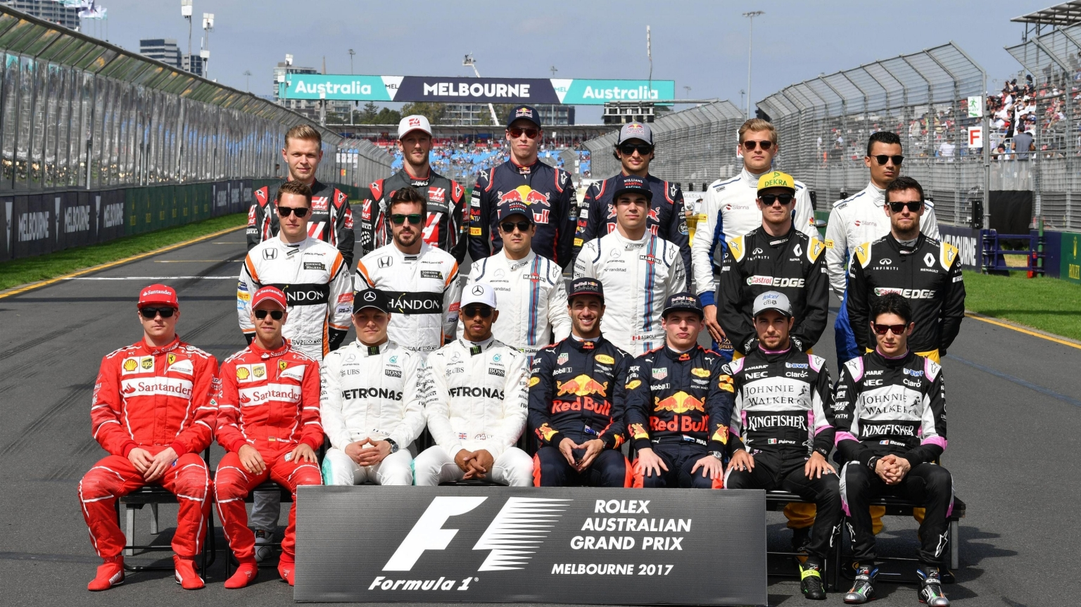 F1 2017 Drivers Driver Of The Day 2017