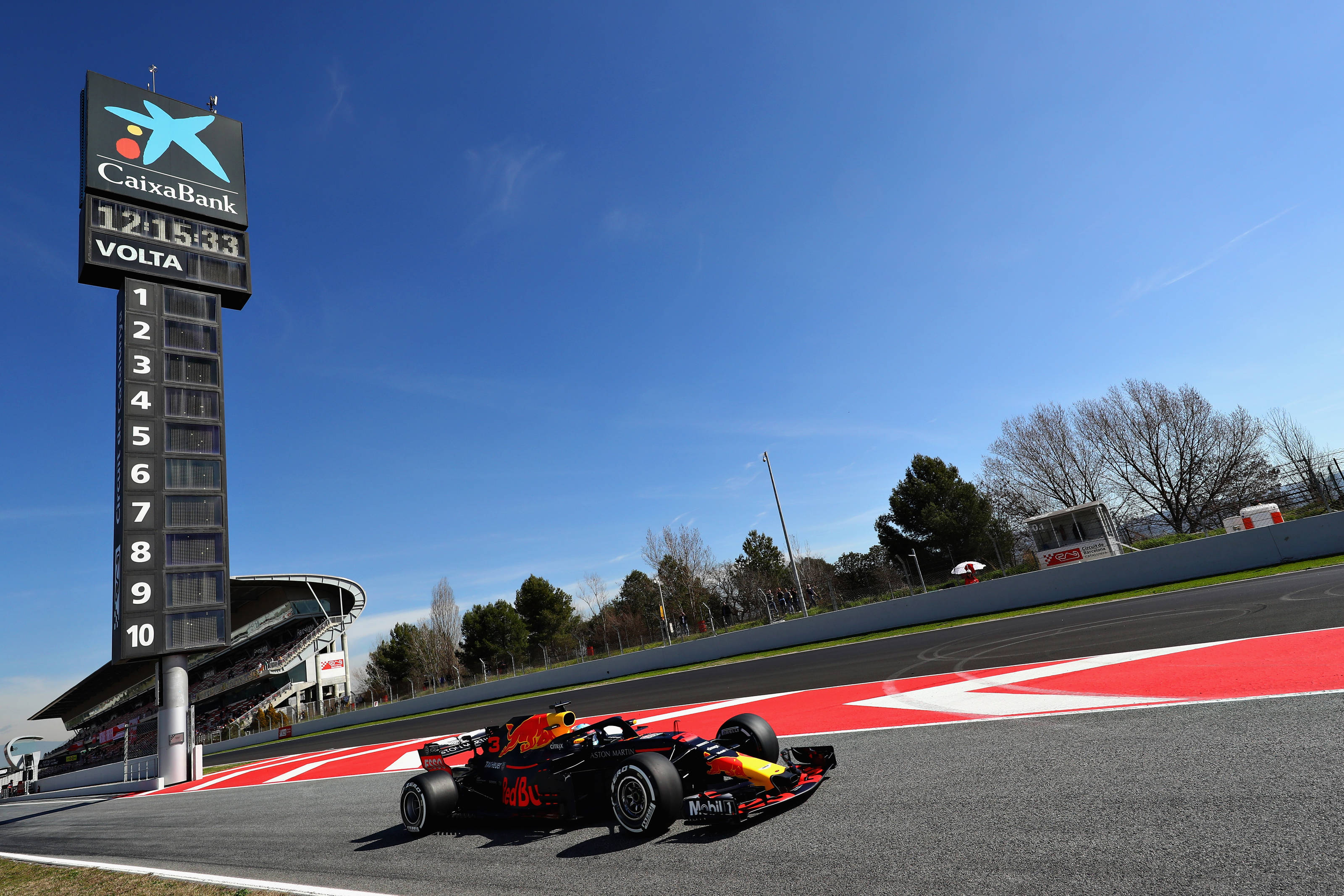 Now Tv F1 Pass F1 Tv To Show Live Coverage Of First 2019 Barcelona F1 Test