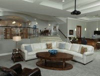 20 Artistic Sunken Living Rooms - Architecture Plans | 38805