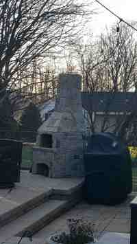Outdoor Fireplace Kits For Sale | Backyard Fireplaces