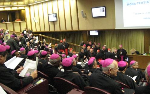 Roma  sinodo de Obispos 2012