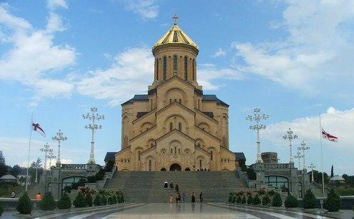 catedral ortodoxa de sameba