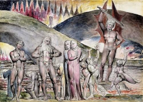 mahoma en el infierno de dante